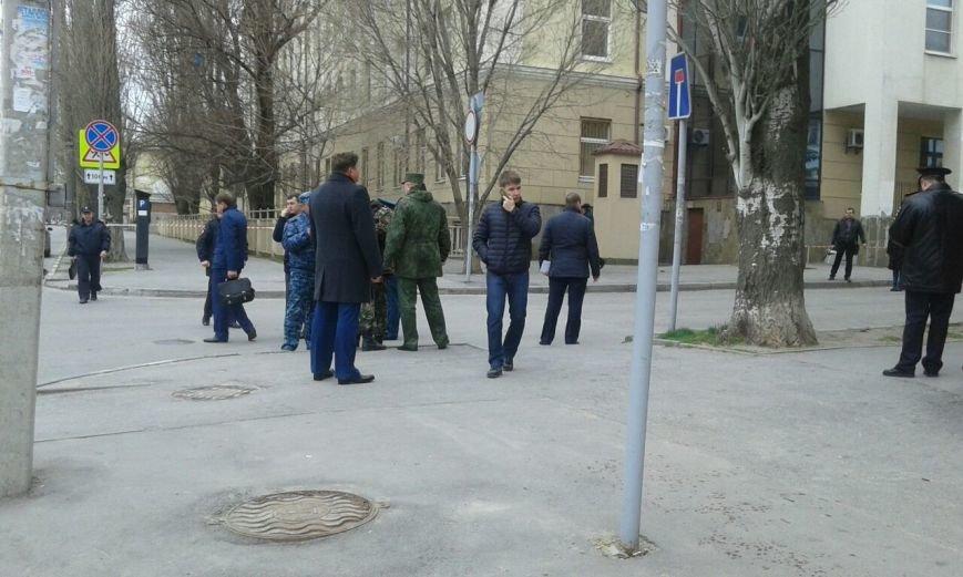 В Ростове произошел взрыв в районе 5 гимназии, фото-6