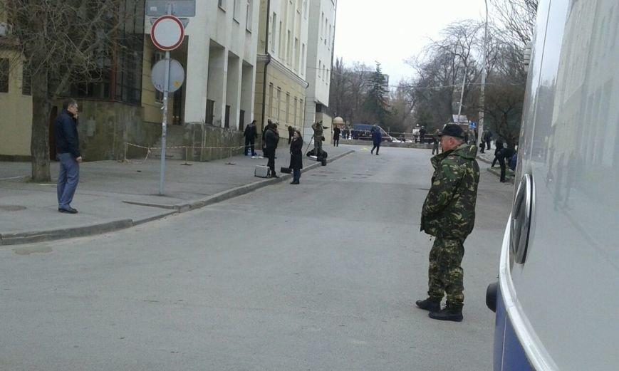 В Ростове произошел взрыв в районе 5 гимназии, фото-9
