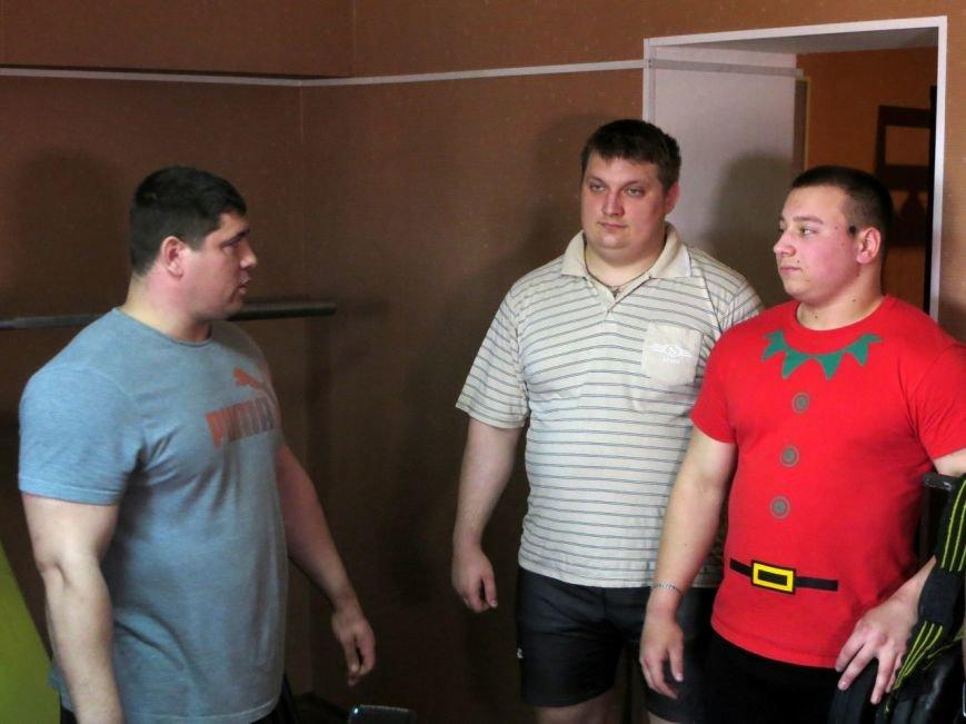 В Краматорске ветераны АТО будут проходить реабилитацию через спорт, фото-2