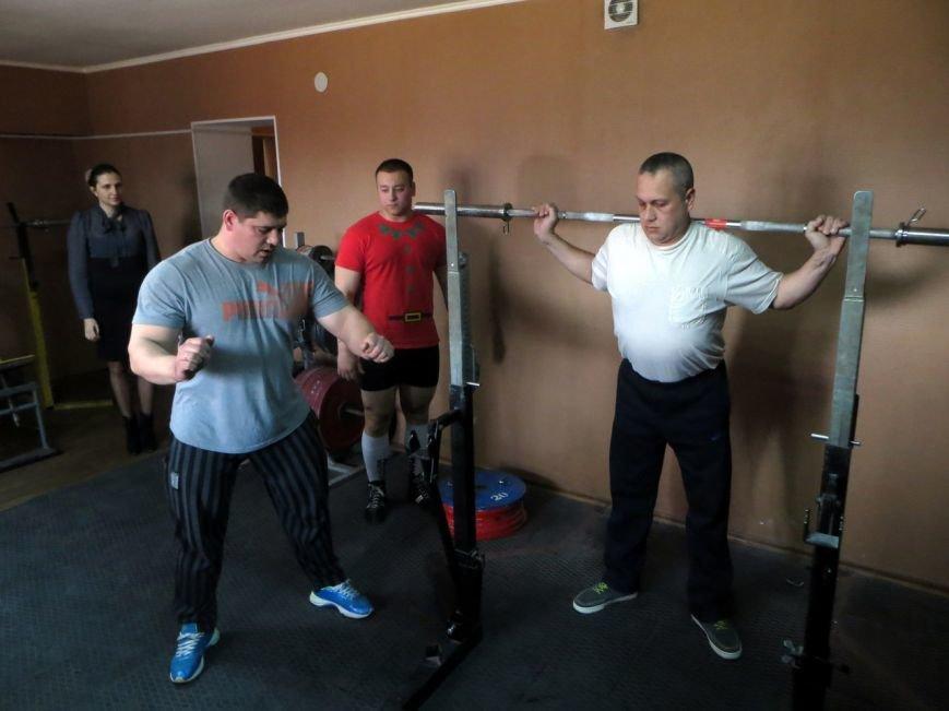 В Краматорске ветераны АТО будут проходить реабилитацию через спорт, фото-3