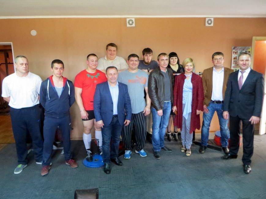 В Краматорске ветераны АТО будут проходить реабилитацию через спорт, фото-1
