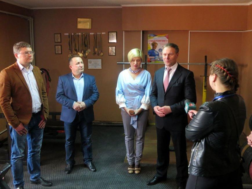 В Краматорске ветераны АТО будут проходить реабилитацию через спорт, фото-5
