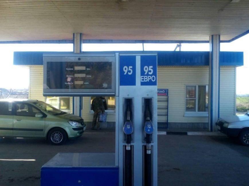 Заправку, на которой продавали некачественный бензин, можно узнать только по фото, фото-2