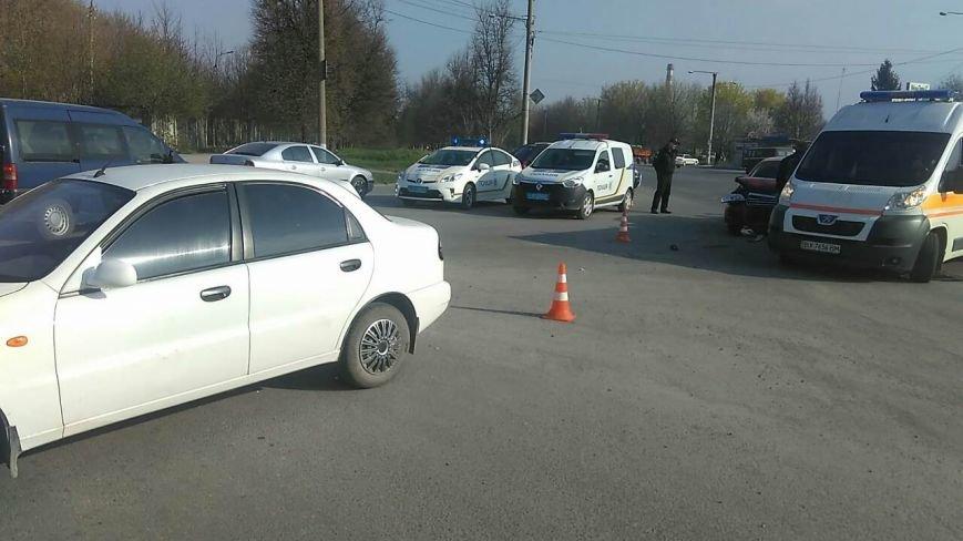 ДТП на проспекті Грушевського: є постраждалі, фото-2