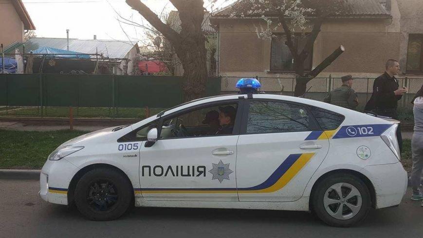 """В Ужгороді на перехресті Закарпатської та Загорської зіткнулись """"Ауді"""" та """"БМВ"""": фото, фото-8"""