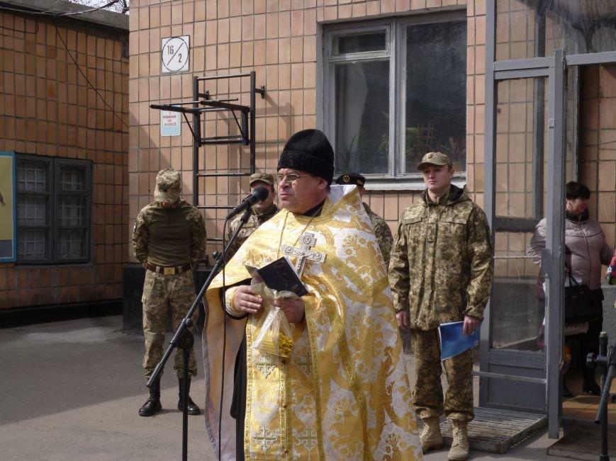 Первые весенние призывники Покровска отправились на защиту Родины, фото-6