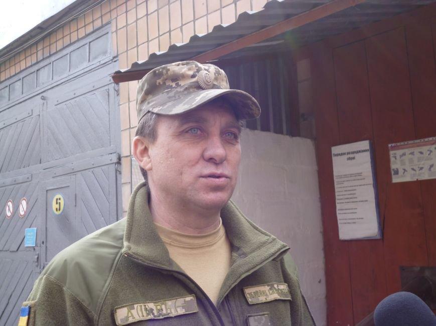 Первые весенние призывники Покровска отправились на защиту Родины, фото-19