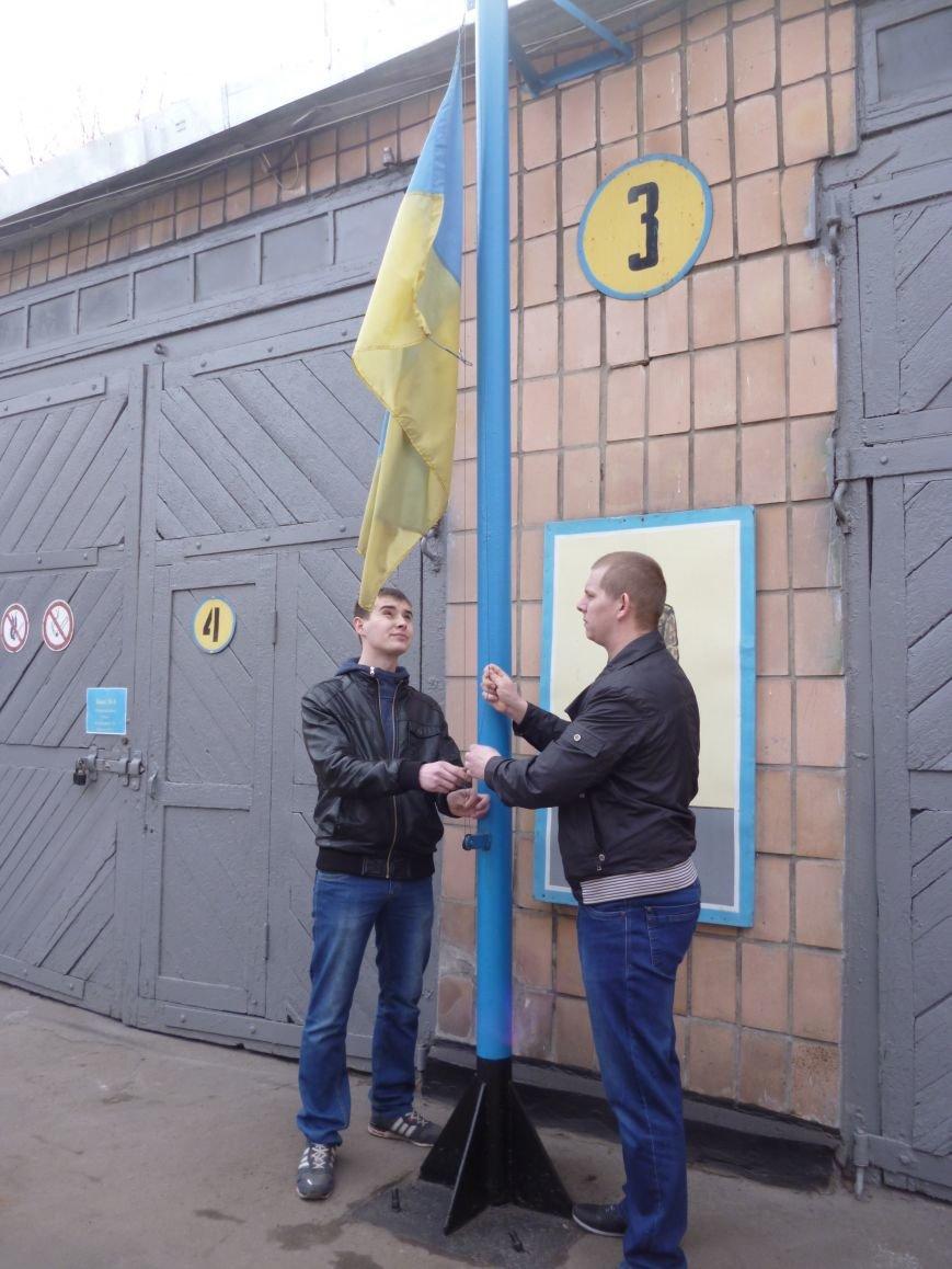 Первые весенние призывники Покровска отправились на защиту Родины, фото-12
