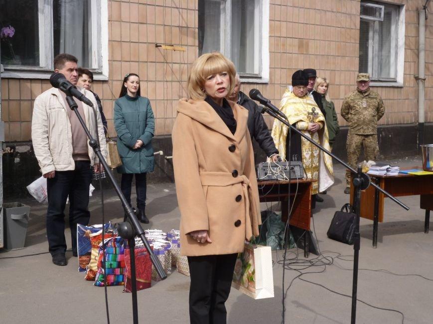 Первые весенние призывники Покровска отправились на защиту Родины, фото-11