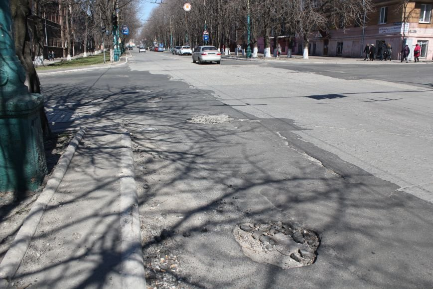 "Сизифов труд для ""Мариупольавтодора"": ям на дорогах не становится меньше (ФОТО), фото-12"