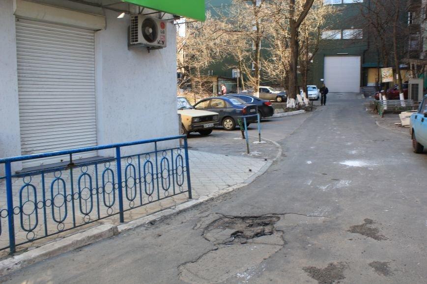 "Сизифов труд для ""Мариупольавтодора"": ям на дорогах не становится меньше (ФОТО), фото-11"