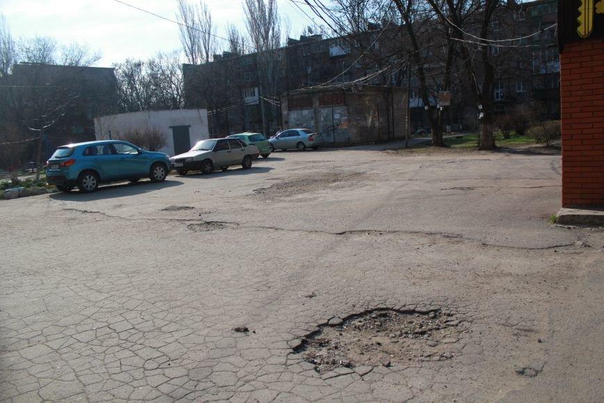 "Сизифов труд для ""Мариупольавтодора"": ям на дорогах не становится меньше (ФОТО), фото-8"