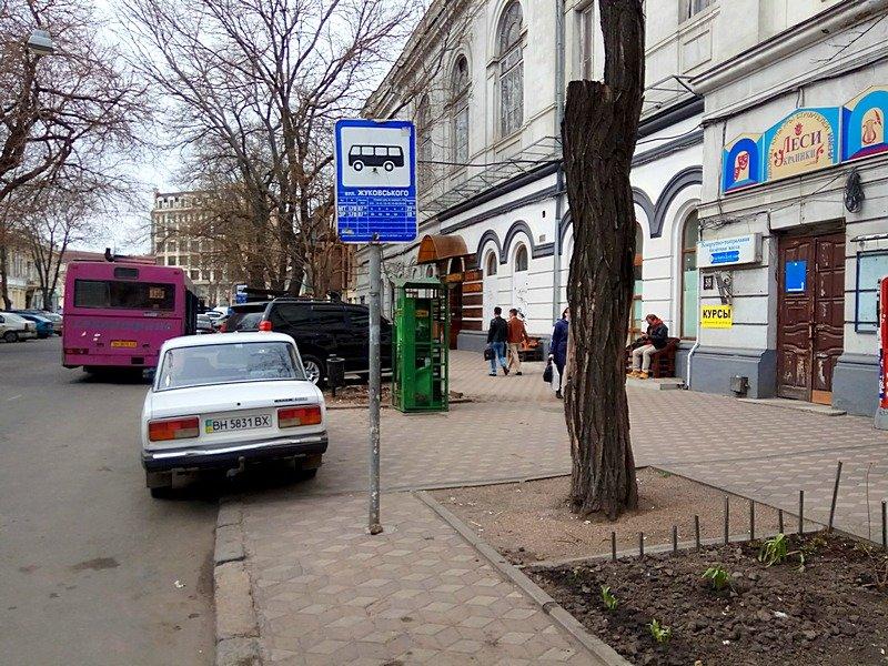 В Одессе конечную остановку популярного маршрута вернули обратно (ФОТО), фото-1