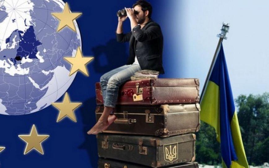 Европарламент  поддержал безвизовый режим для Украины, фото-1