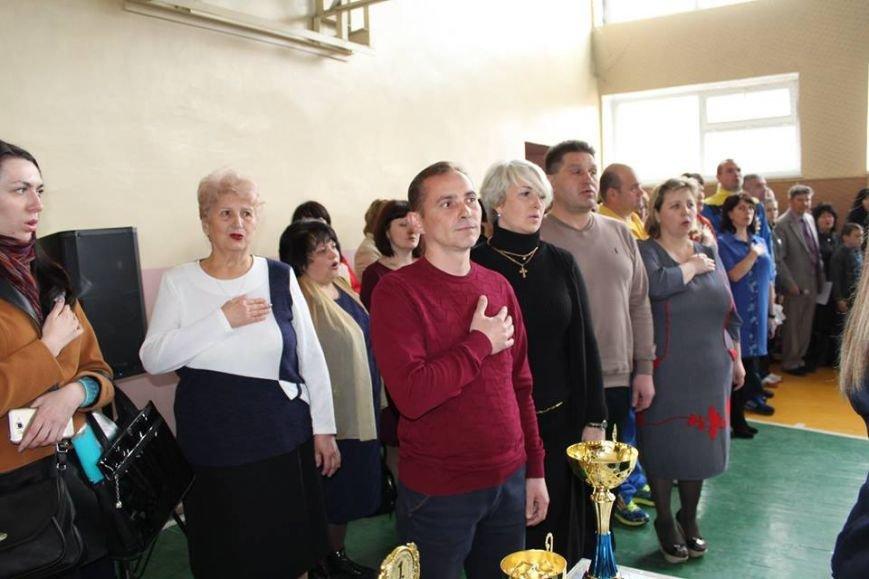 На базі НВК №1 відбулась спартакіада здоров'я серед працівників закладів освіти Покровська, фото-4