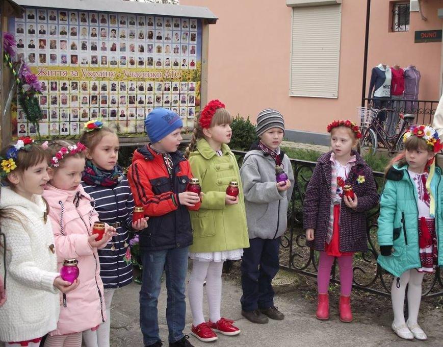 У Новограді-Волинському відбувся молодіжний квест «Мова єднання», фото-1