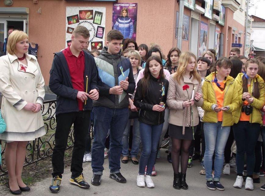 У Новограді-Волинському відбувся молодіжний квест «Мова єднання», фото-2
