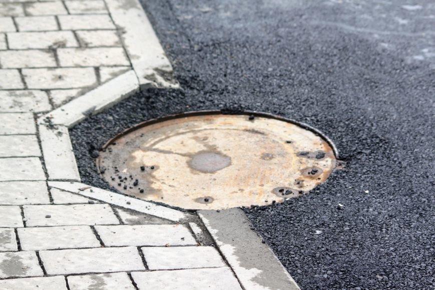 Як виглядає капремонт вулиці Підгірної за 3,5 мільйони гривень: фоторепортаж, фото-6
