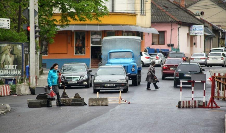 Як виглядає капремонт вулиці Підгірної за 3,5 мільйони гривень: фоторепортаж, фото-16