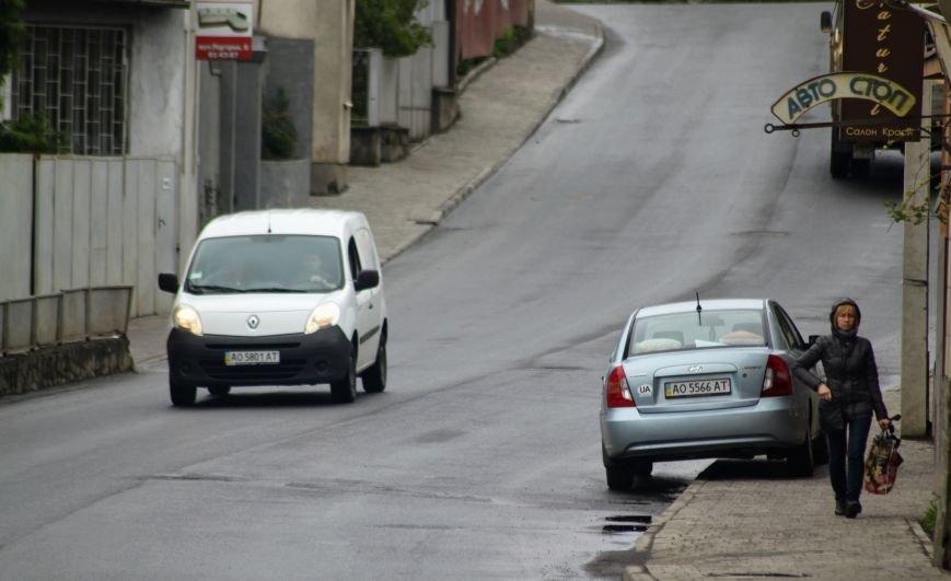 Як виглядає капремонт вулиці Підгірної за 3,5 мільйони гривень: фоторепортаж, фото-9