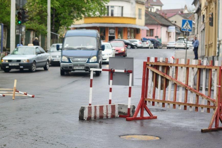 Як виглядає капремонт вулиці Підгірної за 3,5 мільйони гривень: фоторепортаж, фото-15