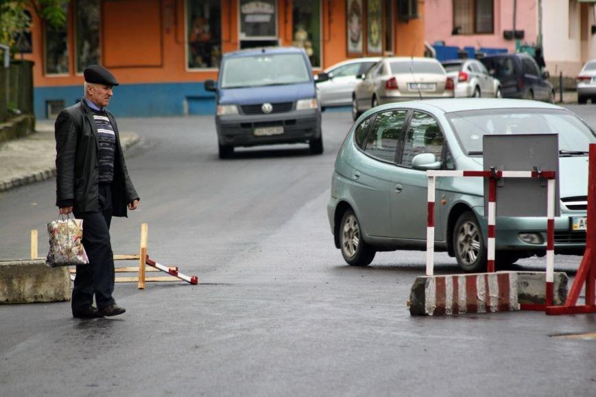 Як виглядає капремонт вулиці Підгірної за 3,5 мільйони гривень: фоторепортаж, фото-4