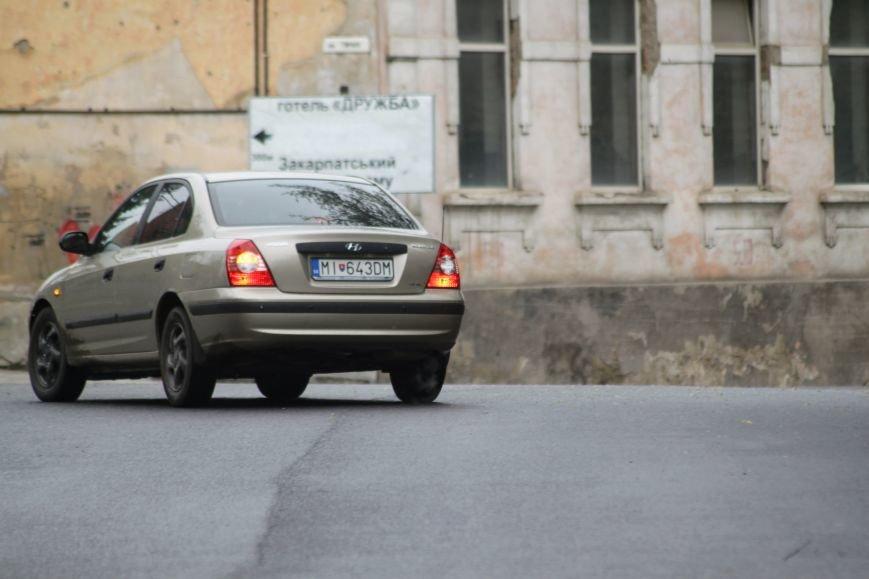 Як виглядає капремонт вулиці Підгірної за 3,5 мільйони гривень: фоторепортаж, фото-3
