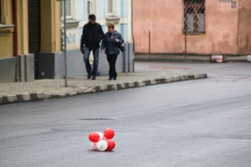 Як виглядає капремонт вулиці Підгірної за 3,5 мільйони гривень: фоторепортаж, фото-10