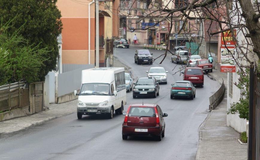 Як виглядає капремонт вулиці Підгірної за 3,5 мільйони гривень: фоторепортаж, фото-1
