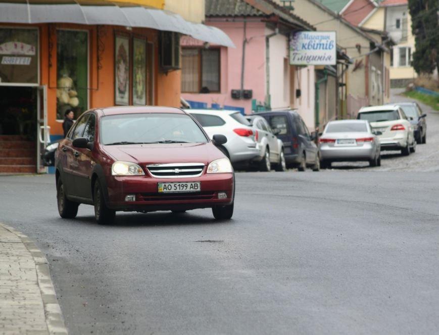 Як виглядає капремонт вулиці Підгірної за 3,5 мільйони гривень: фоторепортаж, фото-11
