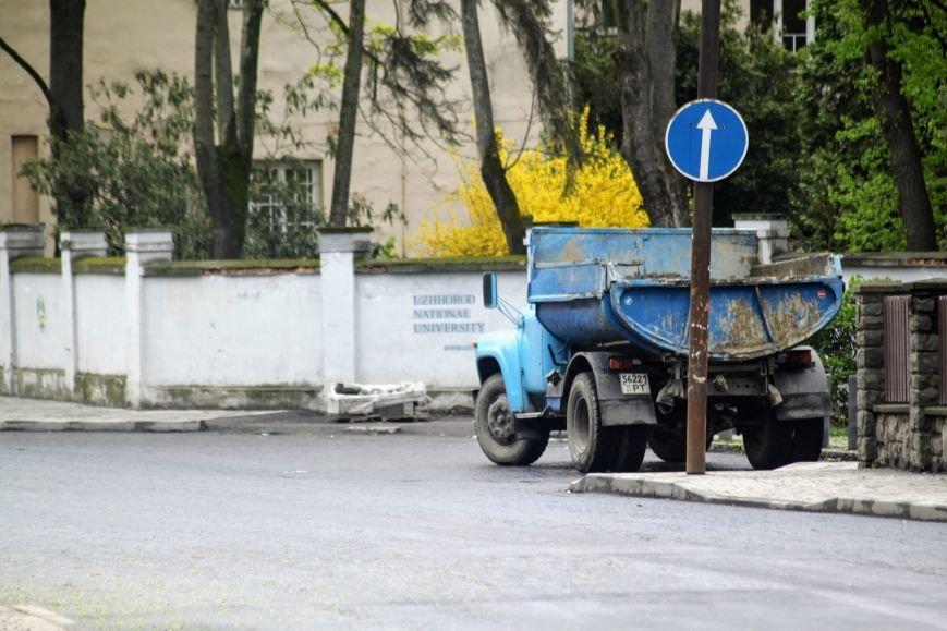 Як виглядає капремонт вулиці Підгірної за 3,5 мільйони гривень: фоторепортаж, фото-17