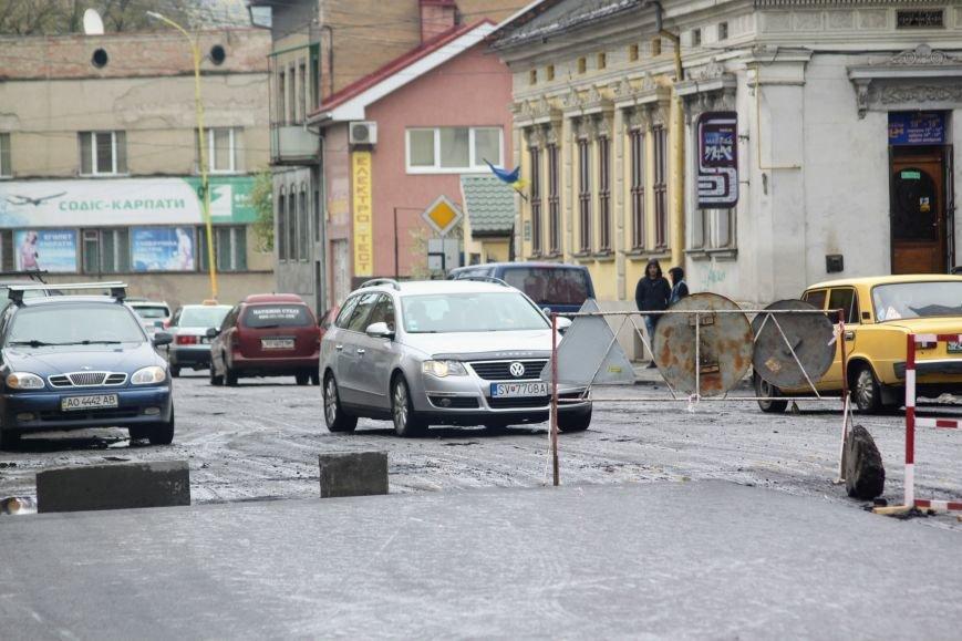 Як виглядає капремонт вулиці Підгірної за 3,5 мільйони гривень: фоторепортаж, фото-19