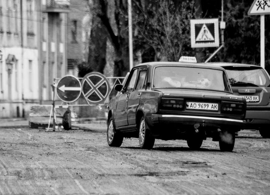 Як виглядає капремонт вулиці Підгірної за 3,5 мільйони гривень: фоторепортаж, фото-5