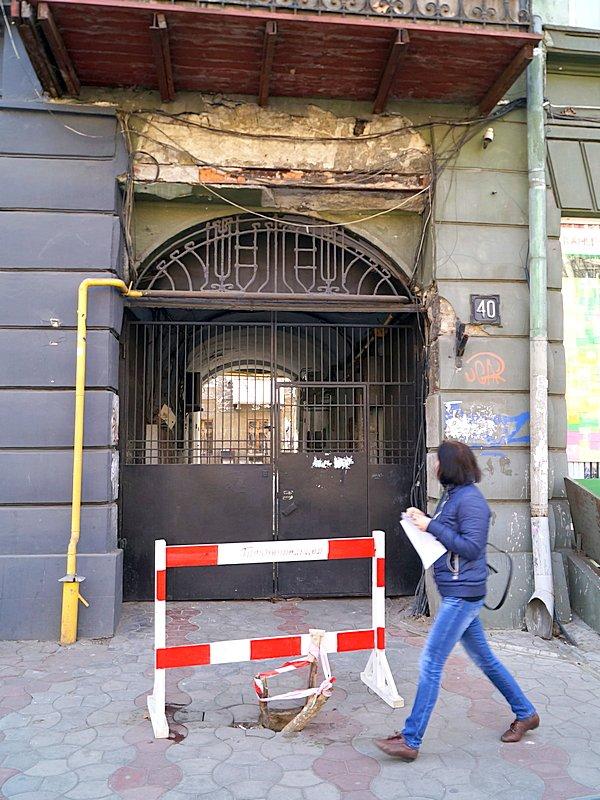Провал на центральной улице Одессы увеличился (ФОТО), фото-5