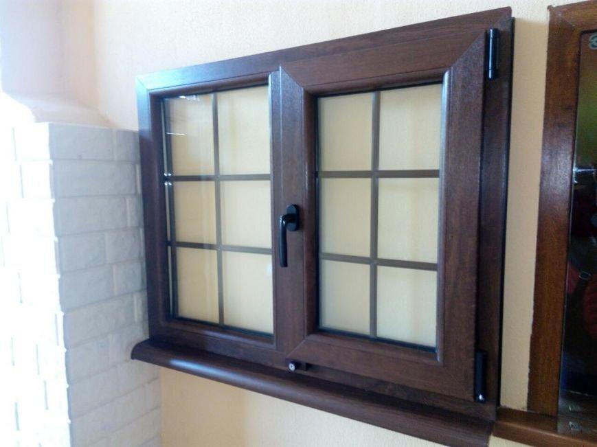окна оконика