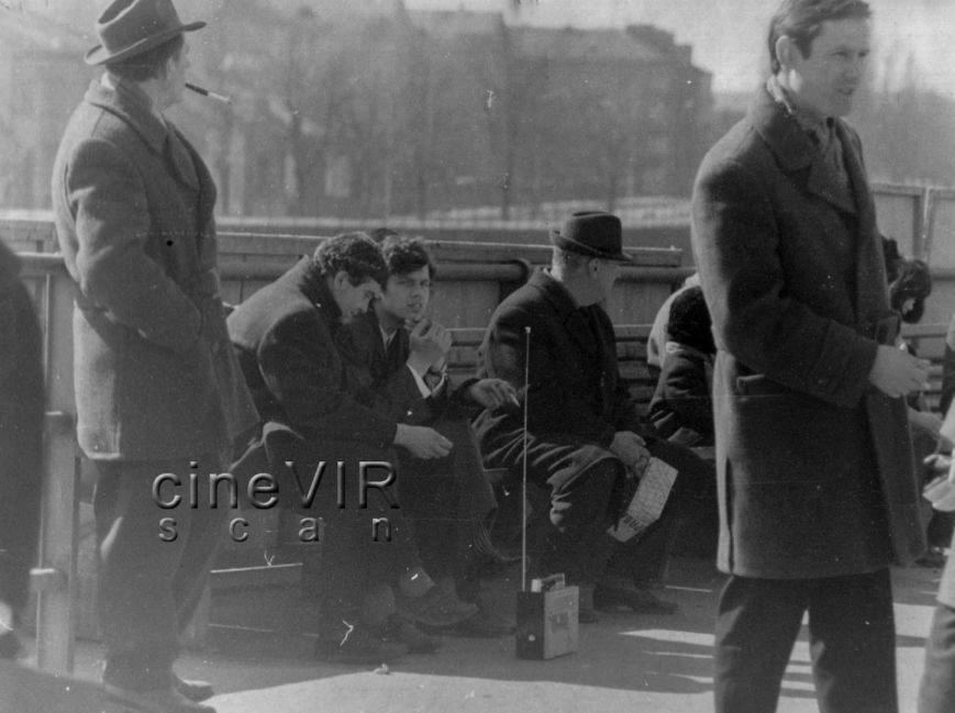 Як ужгородці зустрічали весну 50 років тому: фото, фото-11