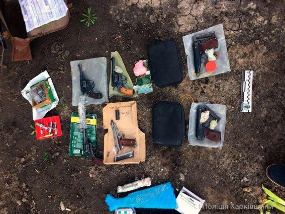 В доме у харьковчанина нашли арсенал оружия  и взрывчатки (ФОТО), фото-1