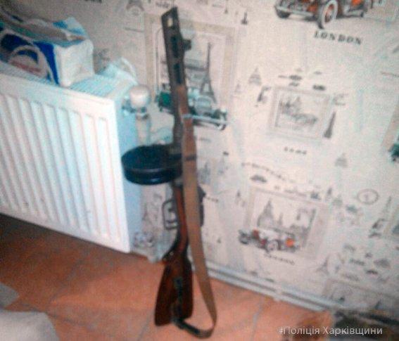 В доме у харьковчанина нашли арсенал оружия  и взрывчатки (ФОТО), фото-4
