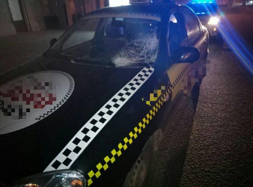 Таксист сбил девушку-подростка на Московском проспекте (ФОТО), фото-3