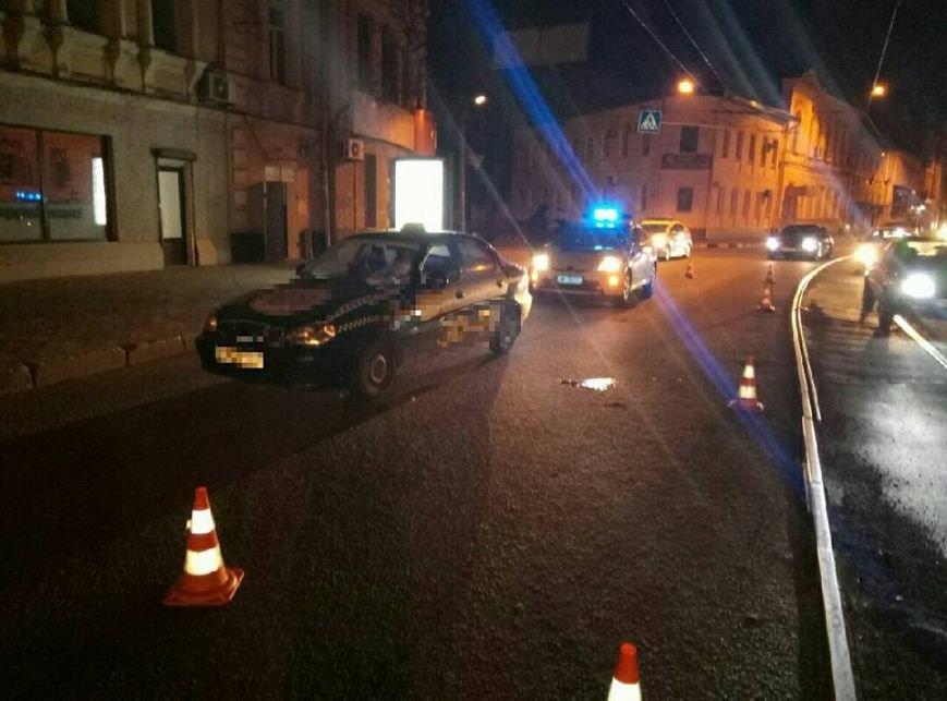 Таксист сбил девушку-подростка на Московском проспекте (ФОТО), фото-1