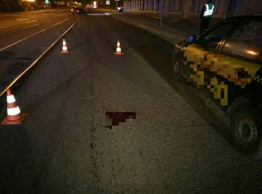 Таксист сбил девушку-подростка на Московском проспекте (ФОТО), фото-2