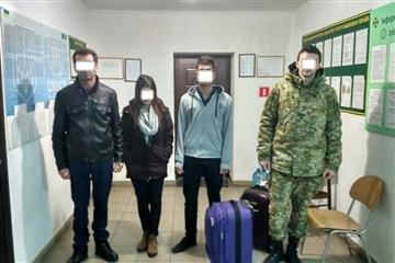 Як 3 турків із підробленими документами хотіли кордон в Ужгороді перетнути: фото, фото-1