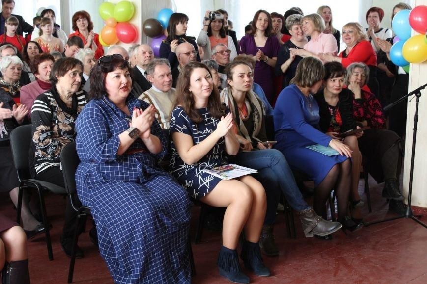 Покровская ОШ №12 отпраздновала 80-й юбилей, фото-3