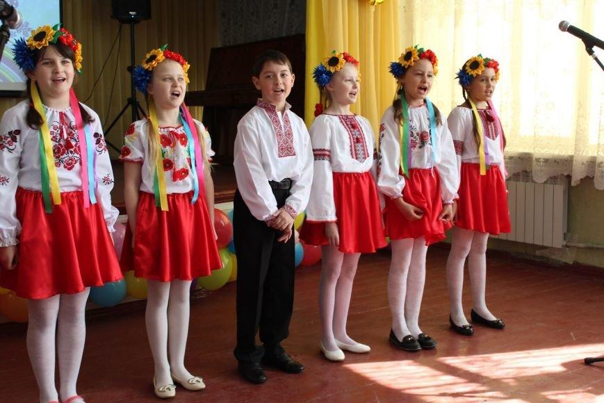 Покровская ОШ №12 отпраздновала 80-й юбилей, фото-6