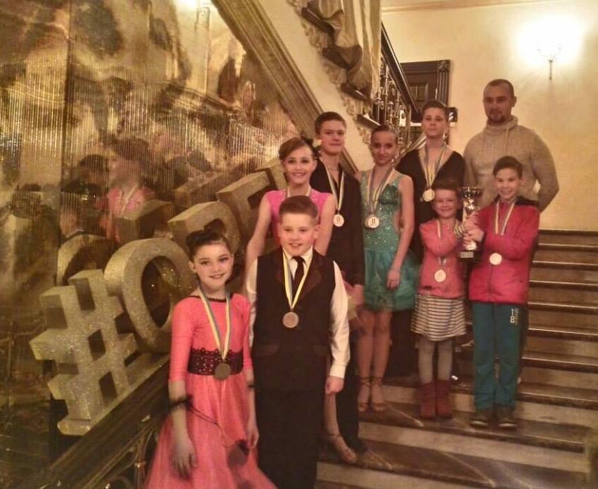 Краматорские танцоры покорили всеукраинские соревнования, фото-2