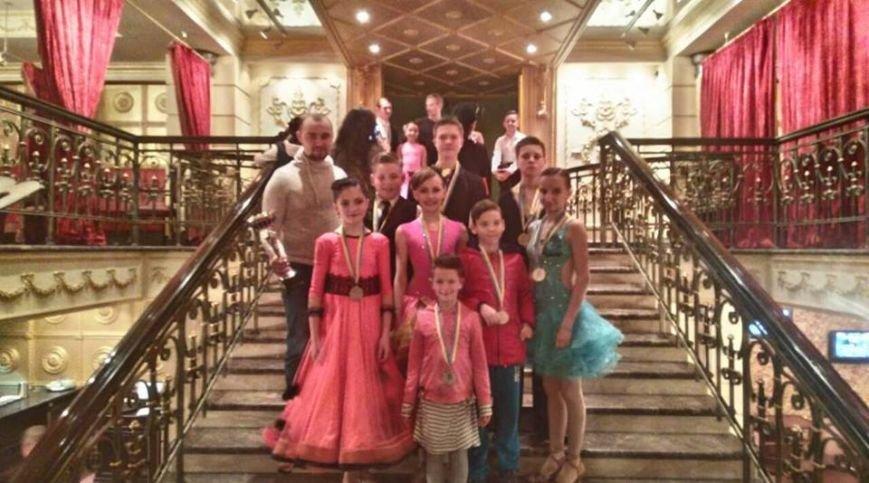 Краматорские танцоры покорили всеукраинские соревнования, фото-1