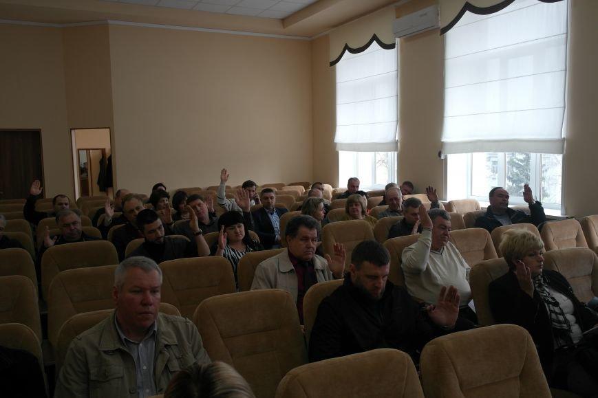 Депутатский корпус Покровска выступил в защиту мэра, фото-7