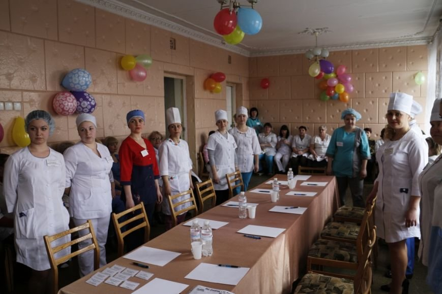 В Краматорске определили лучших медсестер, фото-1