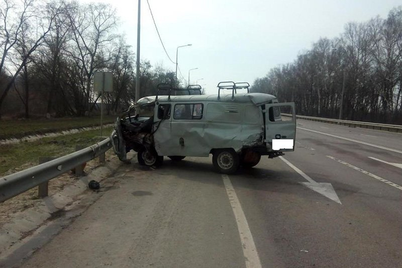 Маленькие дети пострадали в ДТП под Белгородом, фото-1