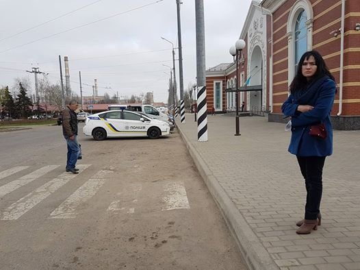 Краматорский ЖД вокзал проверили на доступность, фото-2